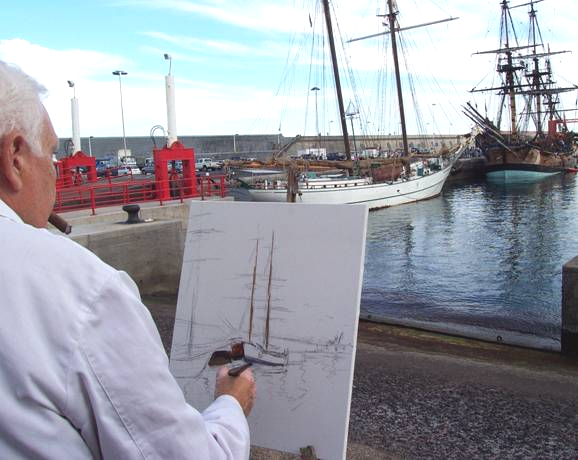Francisco Concepcion Quico Imagen Real Club Nautico de La Palma