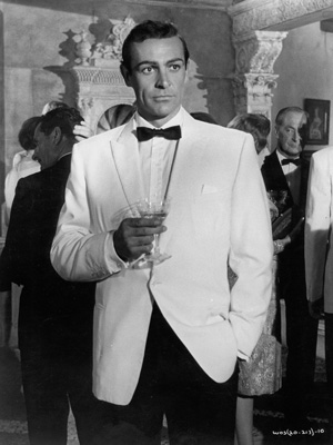 El Martini de James Bond Sean Connery