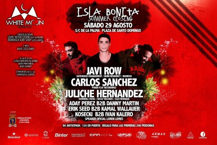 Isla Bonita Summer Closing