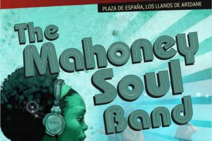 Contigo Almediodía con The Mahoney Soul Band