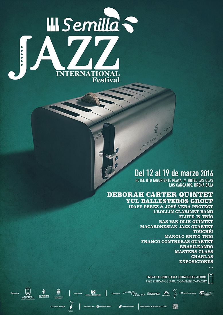 III SEMILLA JAZZ INTERNATIONAL FESTIVAL CARTEL
