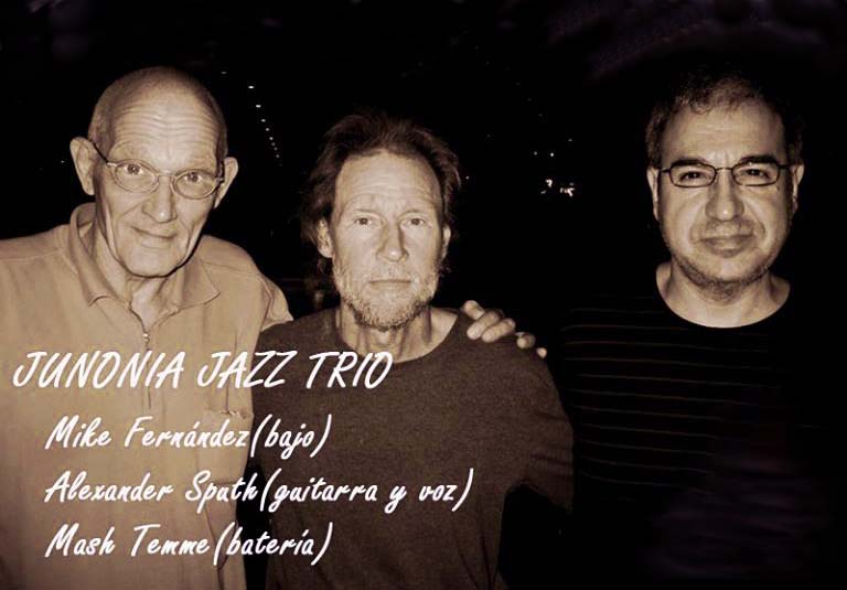 JUNONIA JAZZ TRIO