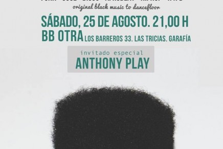 LLAM Street & Music y Anthony Play en Garafía – CANCELADO