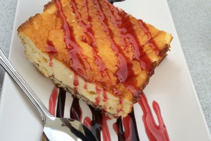 New York Cheese Cake, la auténtica tarta de queso que se come en Brooklyn